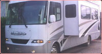Southern RV Hire - RV Parked 2
