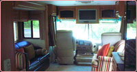 Southern RV Hire -  RV Interior 3