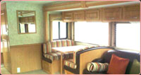 Southern RV Hire -  RV Interior 4