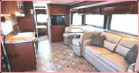 Southern RV Hire -  RV Interior 5