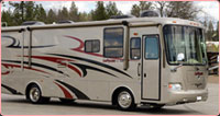 Southern RV Hire - RV Parked 1