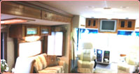 Southern RV Hire -  RV Interior 8